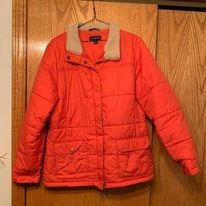 Land's End woman's winter coat